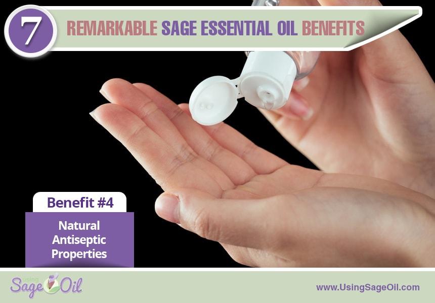 sage essential oil uses